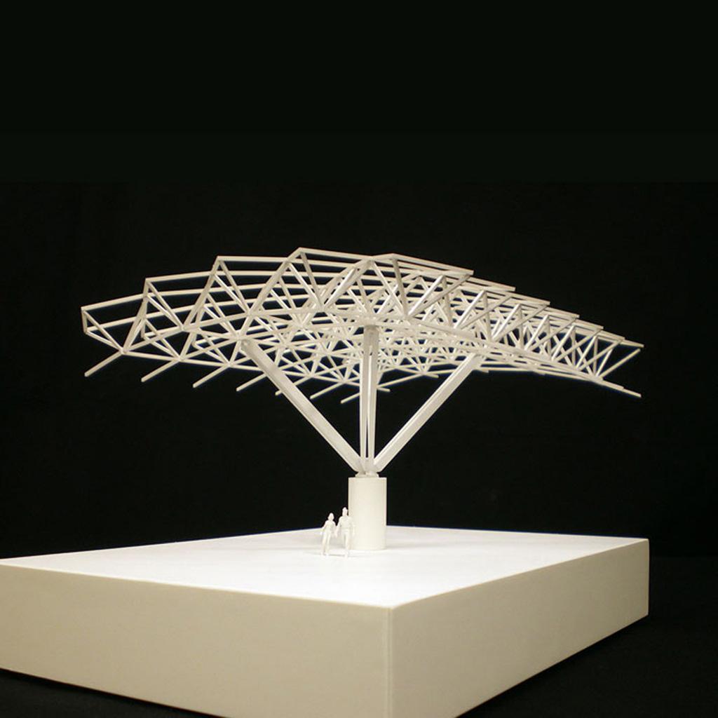 Maquetas de arquitectura y maquetas inmobiliarias for Estructura arquitectura