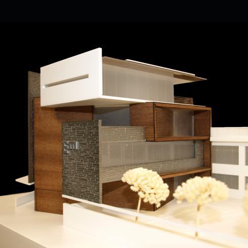 Maquetas de arquitectura y maquetas inmobiliarias for Proyectos arquitectura